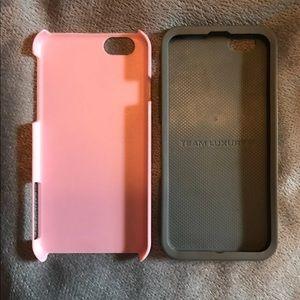 team luxury Accessories - iPhone 6 Case